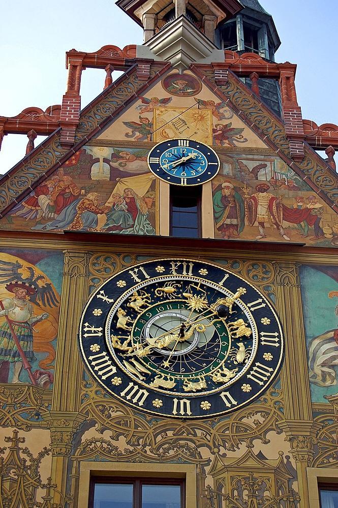 Ulm Astronomical clock
