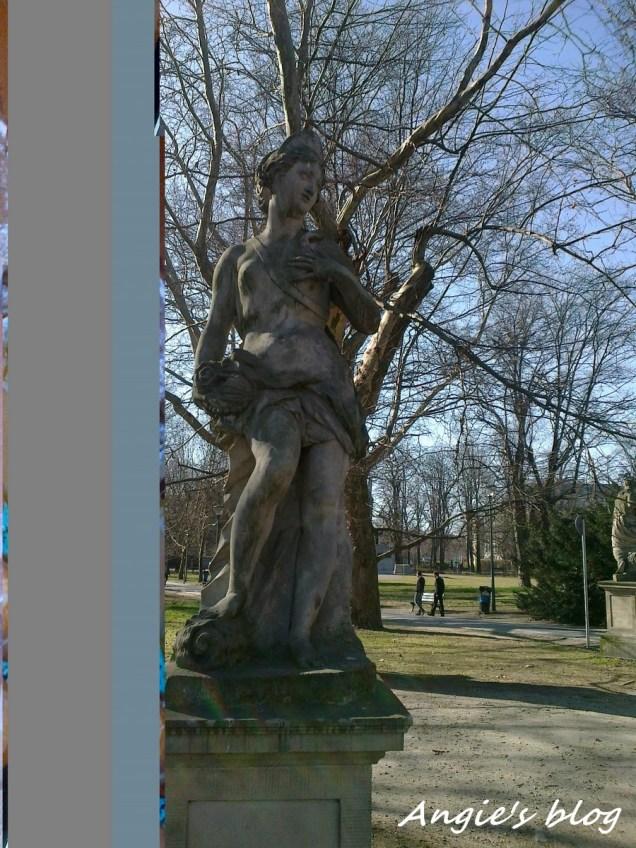 Posągi Czterech Cnót