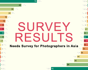 Results: Needs Survey for Photographers in Asia