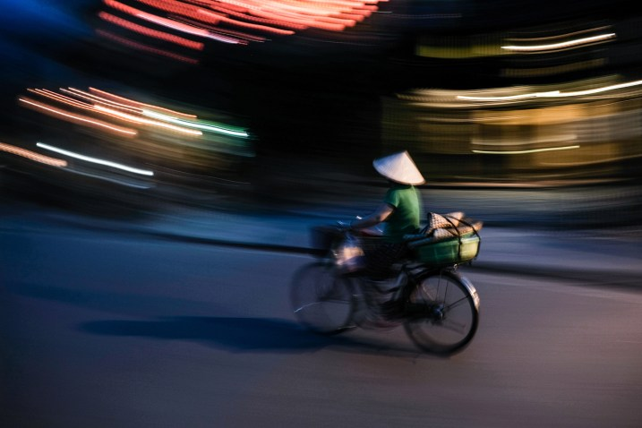 Hoi An Old Town panning