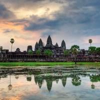 Angkor Wat, TripAdvisor's #1 Travelers' Choice Landmark!
