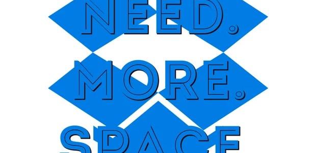 Dropbox trick – Get extra 5Gb free space !