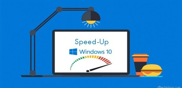 How to speed up your Windows PC