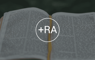 Rookie Anglican Logo and a Bible