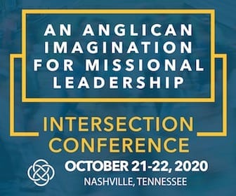 Anglican Compass Telos Collective Intersection Conference 2020 Ad