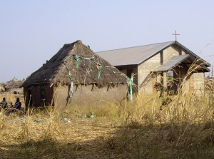 Church, South Sudan