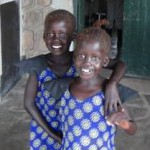 Twins at Bor Hospital