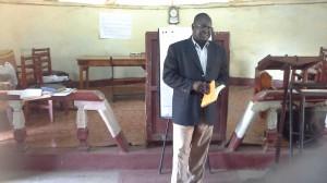 Malis pastor training South Sudan Juba