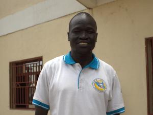 Pastor training South Sudan AID