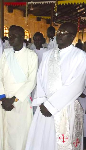 John Jal Deng ordination 2