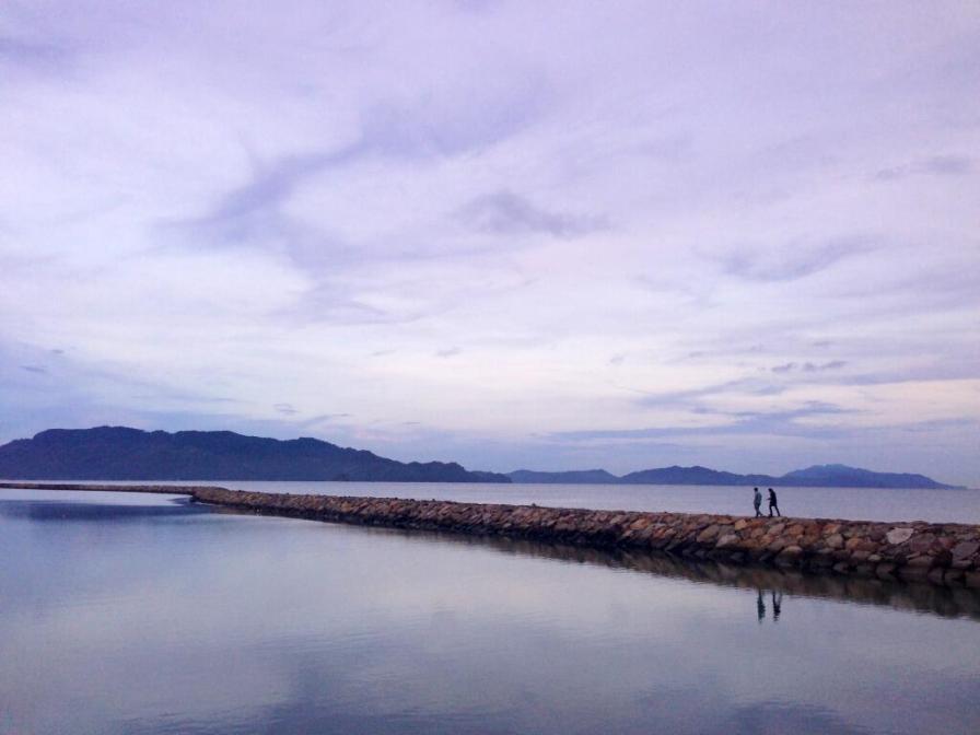 Pelabuhan Ulhee Leue, Banda Aceh