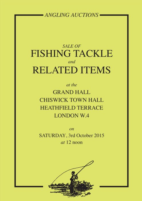 Angling auctions catalogue October 2015
