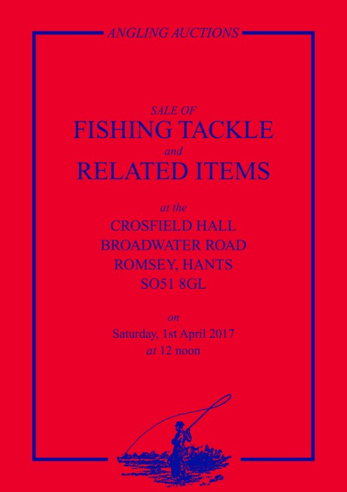 Angling auctions catalogue April 2017