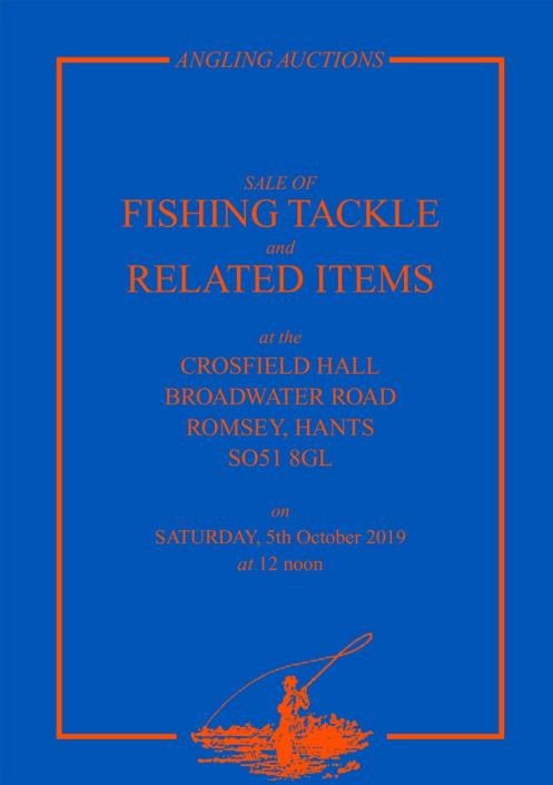 Angling auctions catalogue Oct 2019