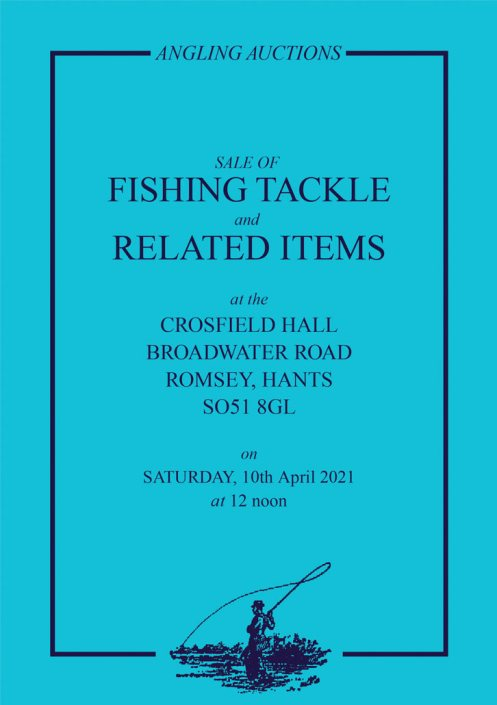 Angling Auctions Catalogue April 2021