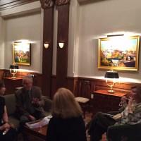 Jennifer Smith Rogers' Paintings Hang at Brand-New Gaillard Center