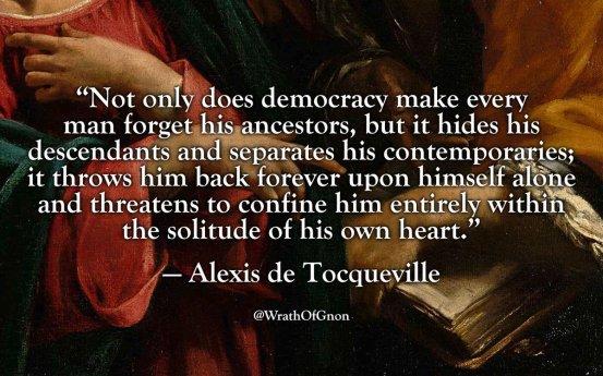 de Touqueville - ancestors and descendants