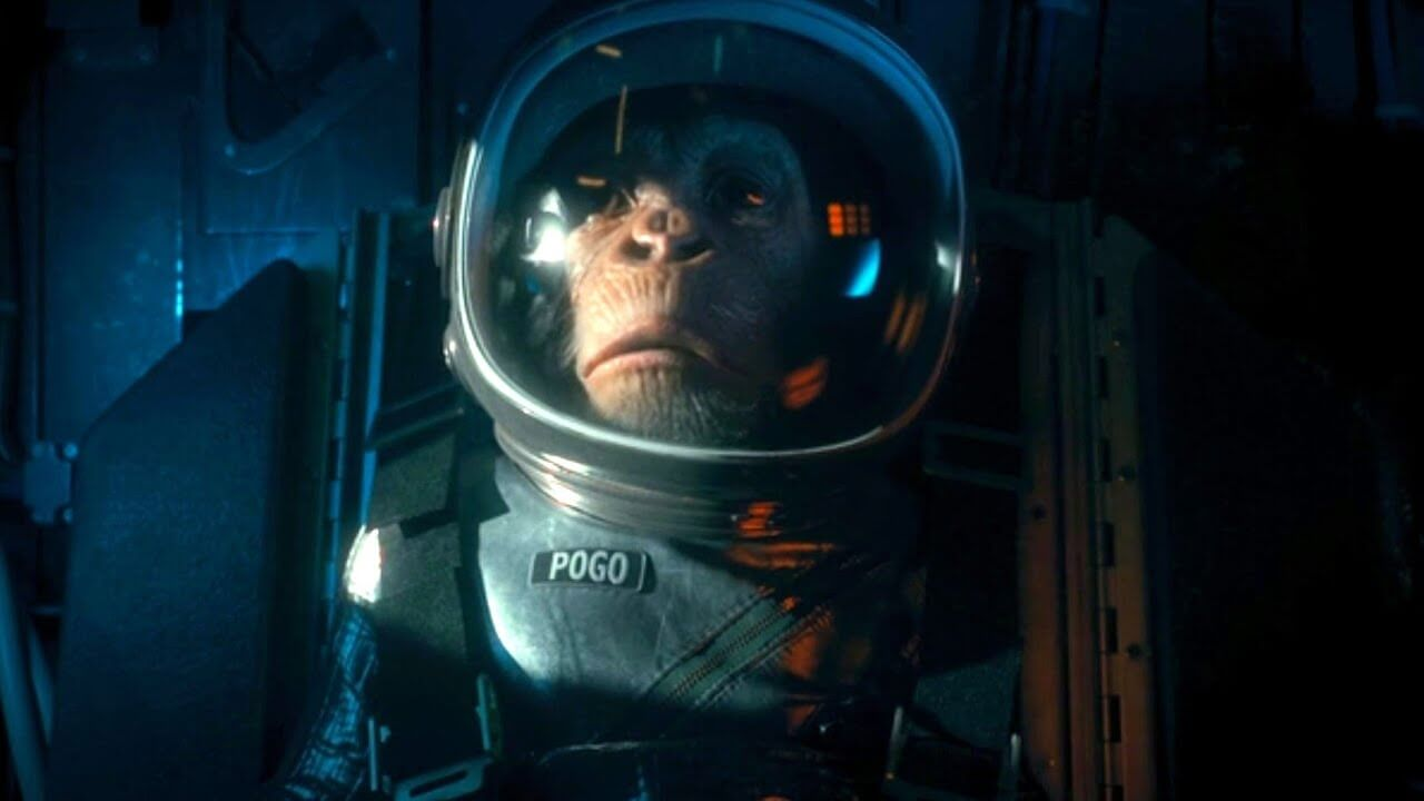"""Robbie Williams' """"Better Man,"""" a biopic with a simian twist?"""