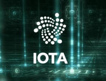 IOTA(アイオータ)のロゴ