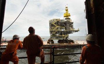 História de Chevron em Angola