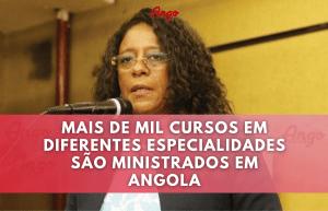 Angola tem mais de Mil cursos Superiores