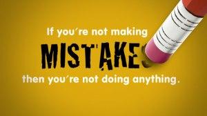 5 dolog, amiért érdemes (mi több KELL) hibázni