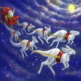 Santa and Kangaroos