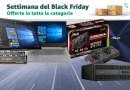 Le offerte della settimana black friday da non perdere