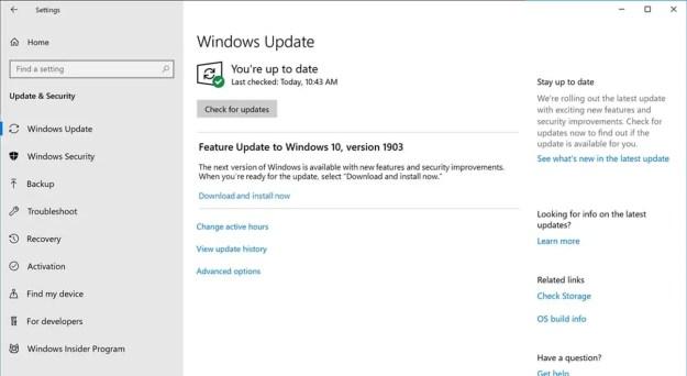 Windows Update non forzerà più gli aggiornamenti, parola di Microsoft