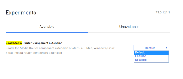 loadmedia01 - Chromecast: come abilitarlo in Microsoft Edge Chromium