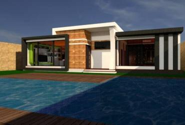Projecto de Arquitetura vivendas de última geração casas modernas