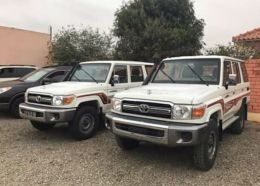 Toyota Land Cruiser Chefe Maquina HZ