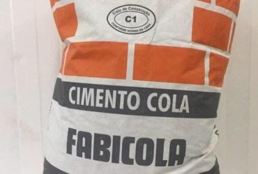 Cimento Cola 20 Kg