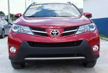 Toyota Rav4 XLE (Novo Modelo)