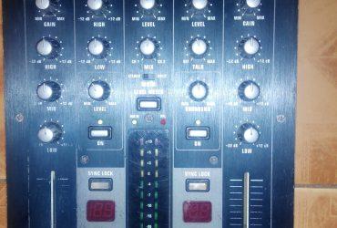 PRO MIXER VMX200USB