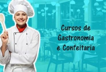 Cursos e Apostilas de Gastronomia E Confeitaria