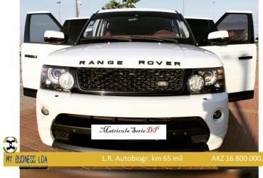 Land Rover Range Rover 4×4 versão *Autobiography SPORT,