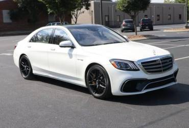 2020 Mercedes-Benz S-Class AMG S 63 Sedan 4MATIC