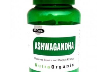 Buy Ashwagandha Capsules Online For Immune Boosting | Nutraorganix.com