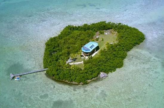 ビヨンセの島
