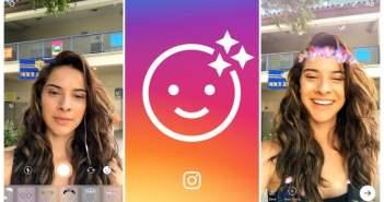 Instagram volta a imitar Snapchat e lança filtros de máscaras