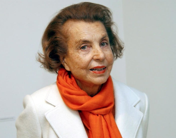 Liliane Bettencourt1