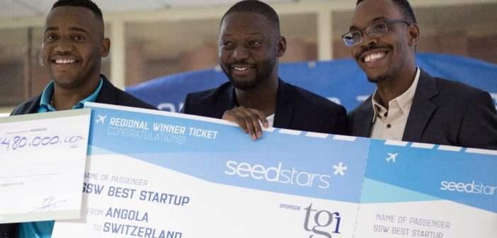 """Tupuca vence prémio """"Seedstars Luanda 2017"""""""