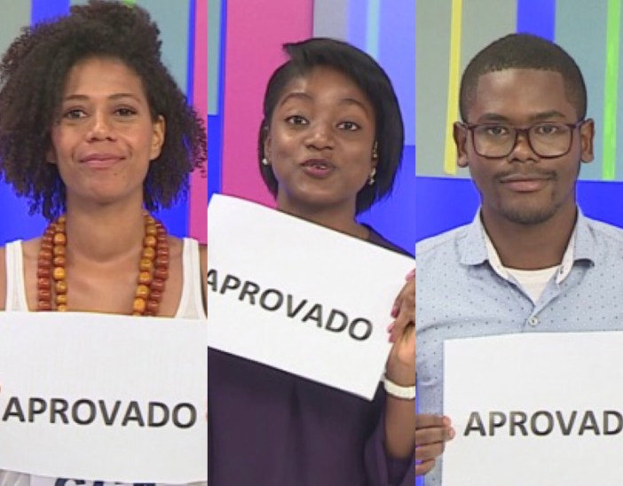 """02D172B3 42AA 4A5D 8E94 A61EDA427376 Conheça os vencedores do casting """"Diamante Bruto"""" da ZAP Angola Nossa"""