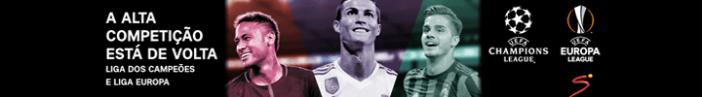Campanha Dstv Liga dos Campeões