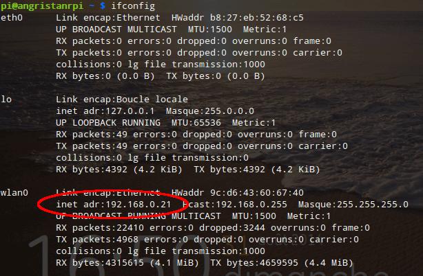 Accéder à son Raspberry Pi via SSH sous Windows, GNU/Linux, Mac OS et Android