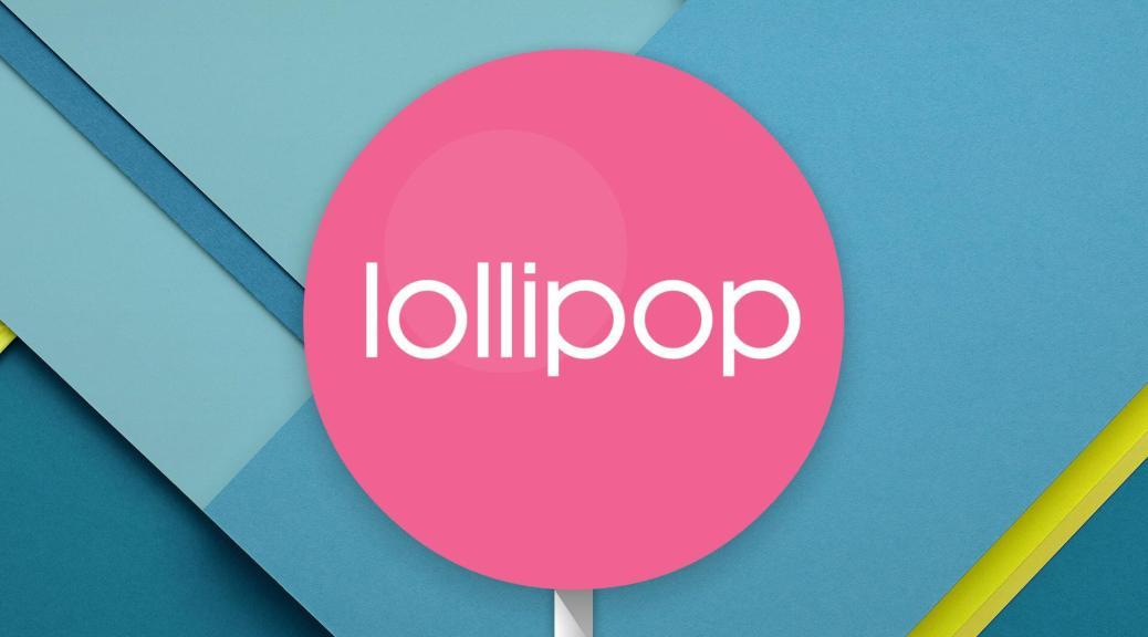 Android 5.0 Lollipop est disponible pour le Zenfone 5 !