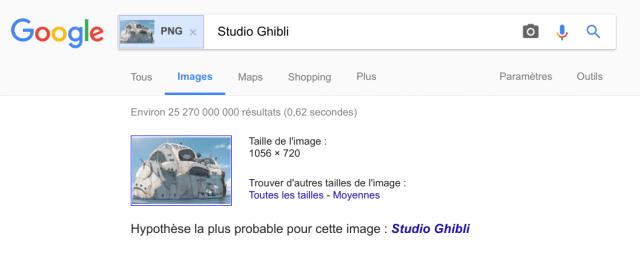 Made in Abyss Studio Ghibli Google