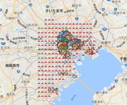 pgo map