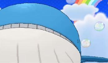 【ポケモンGO】ホエルオーの巣・入手場所・レア度・ステータス・おすすめ技・評価